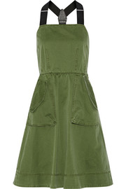 Marc by Marc Jacobs Cotton-drill dress