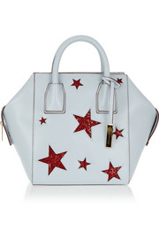 Stella McCartney Cavendish small cutout faux leather tote