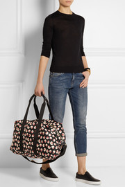 Stella McCartney Noemi floral-print canvas weekend bag