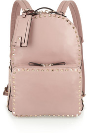 Valentino The Rockstud medium leather backpack