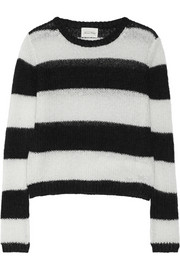American Vintage Nashua striped knitted sweater