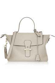 Smythson Berkeley leather shoulder bag