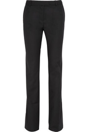 Grace MMXIII Alba satin-twill bootcut pants