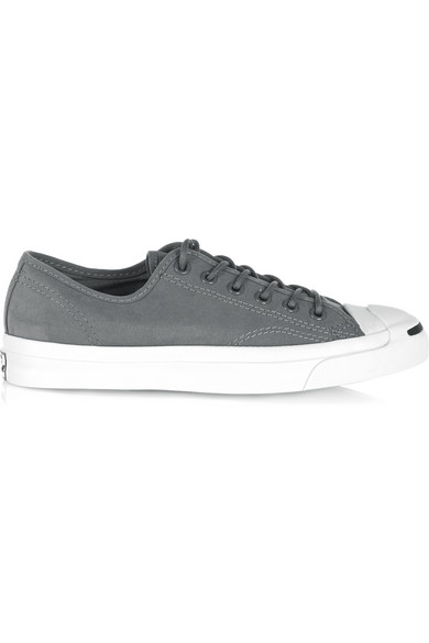 Converse. Jack Purcell canvas sneakers 50374e6a8
