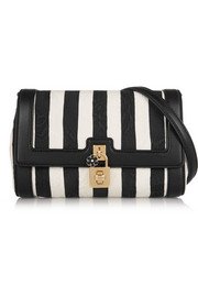 Dolce & Gabbana Dolce striped brocade shoulder bag