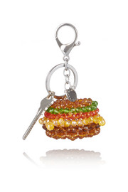 House of Holland Beaded keychain