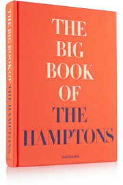 Assouline The Big Book of the Hamptons by Michael Shnayerson hardcover book