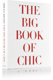 Assouline The Big Book of Chic by Miles Redd hardcover book