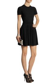 Alexander McQueen Jersey mini dress