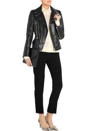 Alexander McQueen Leather biker jacket
