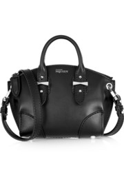 Legend mini leather shoulder bag