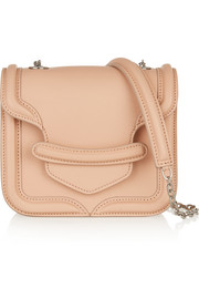The Heroine mini leather shoulder bag