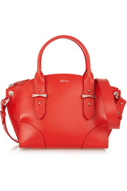 Alexander McQueen Legend small leather shoulder bag