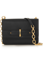 Alexander McQueen Legend leather shoulder bag