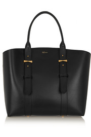 Alexander McQueen Legend large leather tote