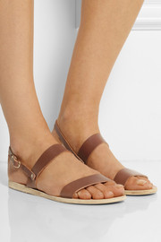 Ancient Greek Sandals Clio leather sandals