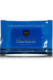 Eye Makeup Remover Wipes - Set of 10