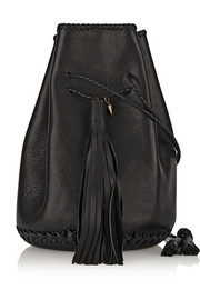 Whipstitch Bullet bucket bag