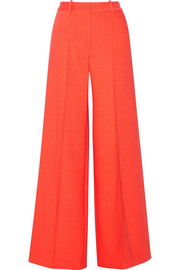 Milly Cady wide-leg pants