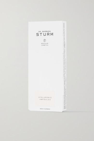 Dr  Barbara Sturm | Hyaluronic Ampoules, 7 x 2ml | NET-A-PORTER COM