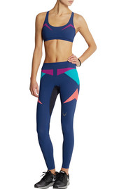 Lucas Hugh Paragon Performance color-block stretch leggings