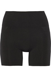 Lucas Hugh Technical Knit stretch shorts