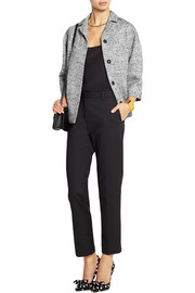 Dolce & Gabbana Wool-blend tweed jacket