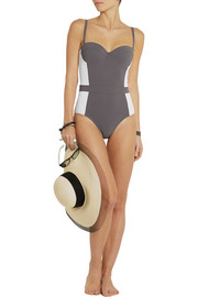 Lipsi color-block swimsuit