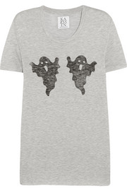 Zoe Karssen Ghosts jersey T-shirt