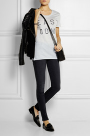 Zoe Karssen Easy Come Easy Go cotton and modal-blend T-shirt