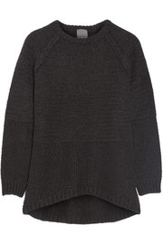 Lot78 Oversized ribbed-knit sweater