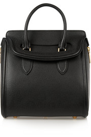 Alexander McQueen The Heroine medium leather tote
