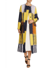 Marni Cotton-blend jacquard coat