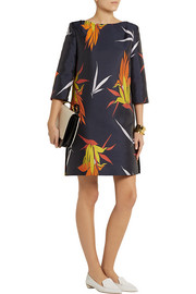 Marni Printed jacquard dress