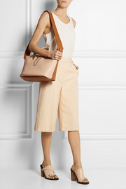 Chloé Baylee medium two-tone leather tote