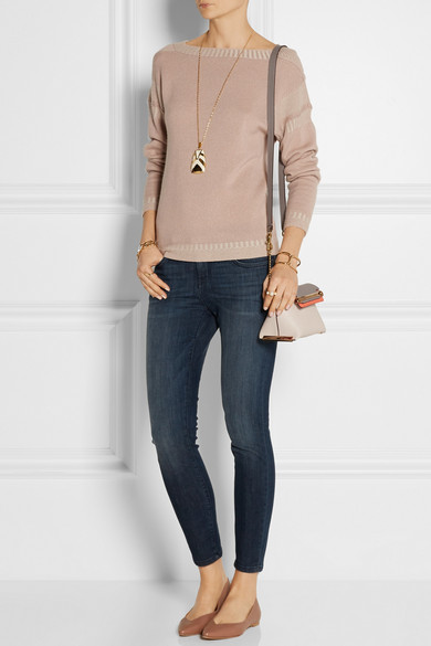 chloe satchel handbag - Chlo�� | Clare mini leather shoulder bag | NET-A-PORTER.COM
