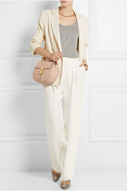 Chloé Drew medium textured-leather shoulder bag