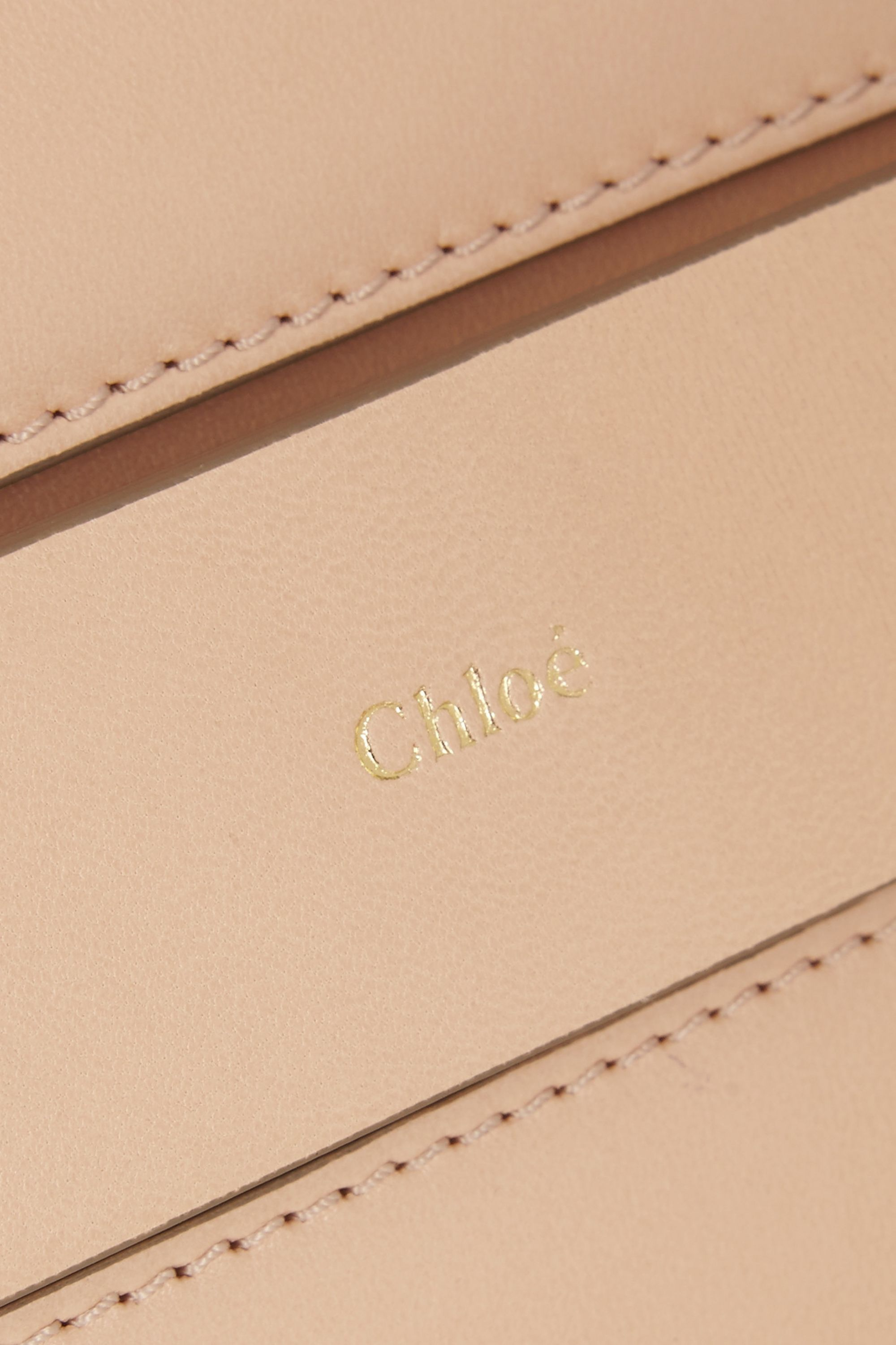 Chloé Elle small leather shoulder bag