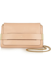 Elle small leather shoulder bag
