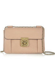 Chloé Elsie medium textured-leather shoulder bag