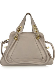 Chloé The Paraty medium leather shoulder bag