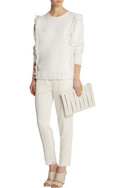 Chloé Fringed wool sweater