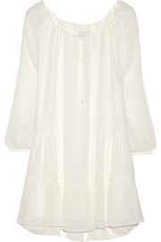 Paul & Joe Bordici silk-georgette dress