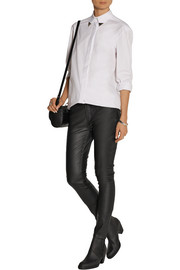 Acne Studios Stretch-leather skinny pants
