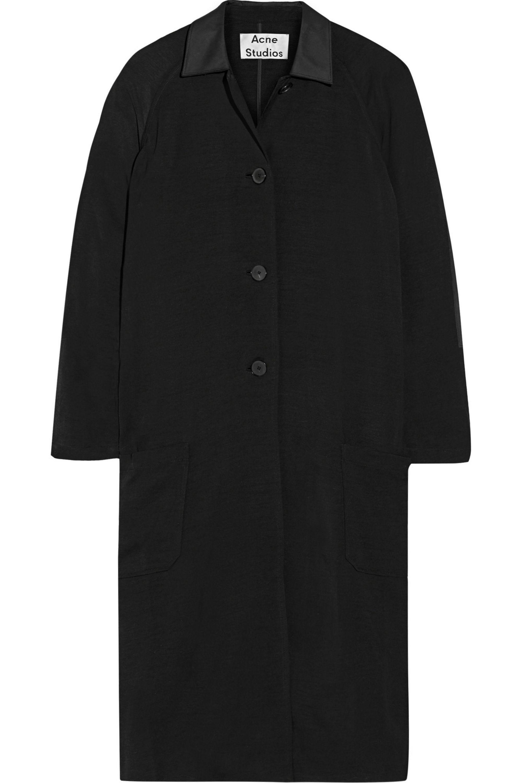 Acne Studios Joyce Li woven coat