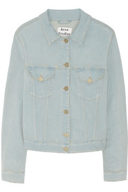 Edith stretch-denim jacket