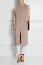 Acne Studios Fox Doublé wool and cashmere-blend vest