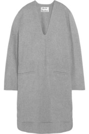 Wool and cashmere-blend tunic