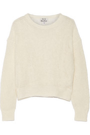 Acne Studios Bernike open-knit sweater