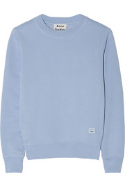 Vernina cotton-blend sweatshirt